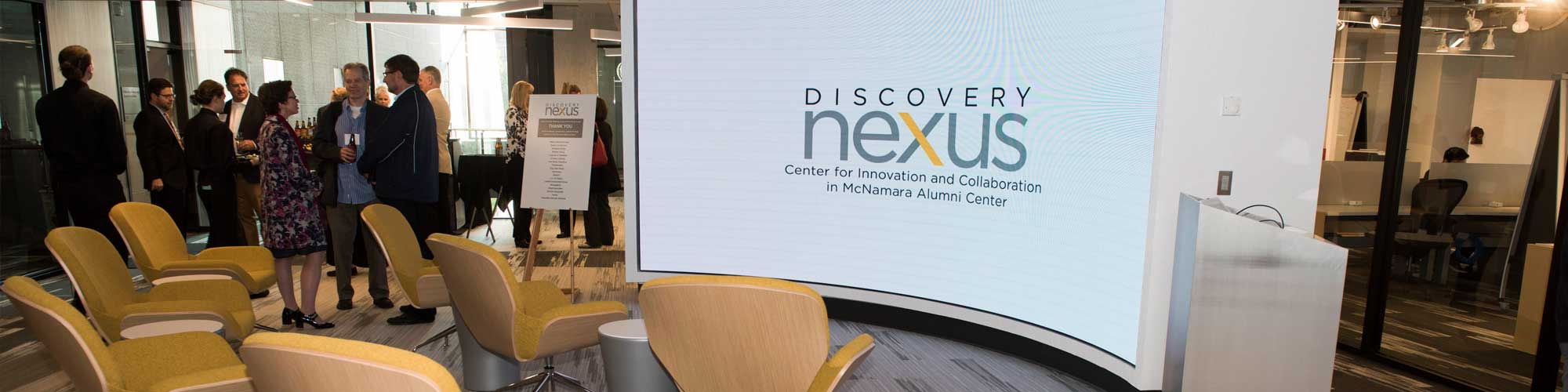 Discover Nexus large screen