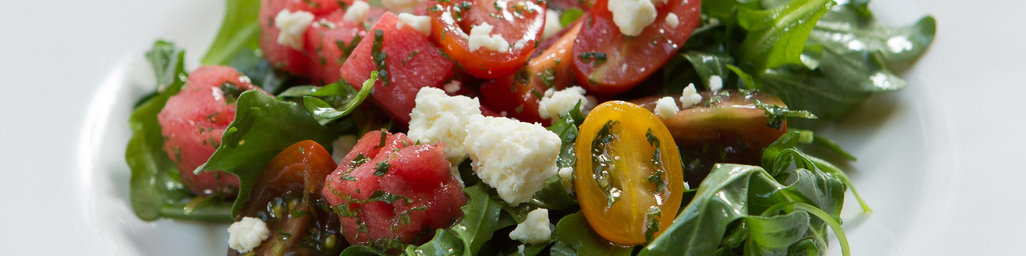 salad from D'Amico Catering