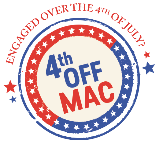 Engaged over the 4th of July? Tour + book McNamara & receive a 4th OFF!